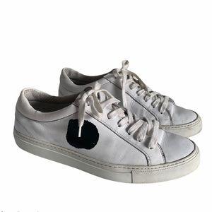 Comme Des Garcons X Erik Schedin Dot Sneakers